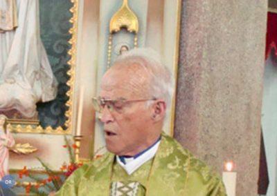 Bodas de Diamante Sacerdotais do Mons. Caetano Tomás