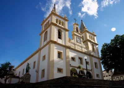 Sé Catedral de Angra reabriu há 25 anos