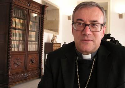 Retiro na Diocese para Sacerdotes e Diáconos