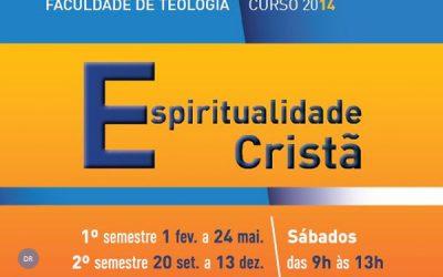 Candidaturas para o Curso de Espiritualidade Cristã terminam a 31 de janeiro