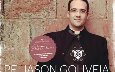 """Pe. Jason Gouveia lança video da Canção """"Eu me entrego a Ti"""""""