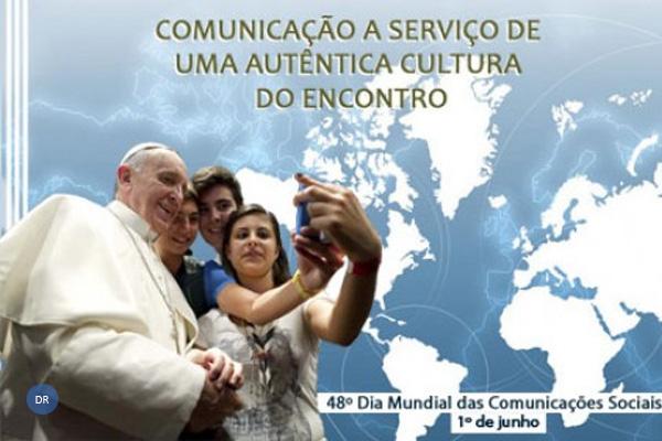 """Redes sociais não podem ser """"lugares de alienação"""" diz Papa Francisco"""