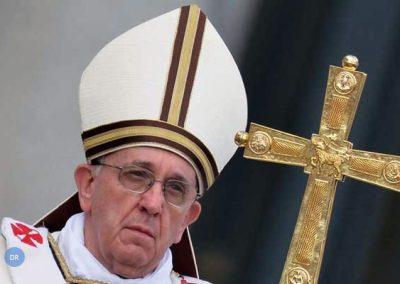 Escândalo de abusos sexuais foi um dos grandes desafios do papa