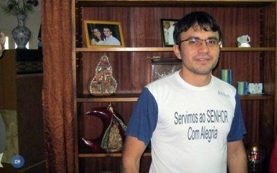 Comunidade Obra de Maria consagra um dos seus leigos em São Miguel