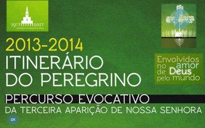 Fátima lança Itinerário do Peregrino 2014