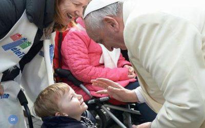 Papa associa-se a Dia Mundial das Doenças Raras