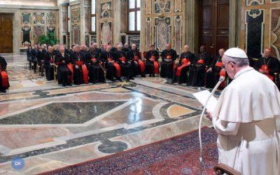Papa desafia escolas católicas a apresentar «sentido» cristão da vida em diálogo com todos