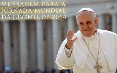 Papa desafia jovens a rejeitar ofertas de «baixo preço» para encontrar felicidade e a apostar em Jesus