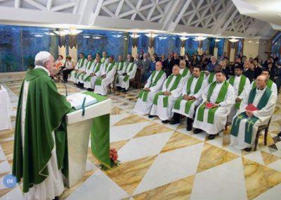 Papa sublinha necessidade de «acompanhar» e «não condenar» os casais separados ou divorciados