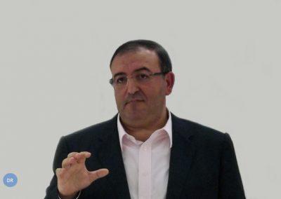 Júlio Rocha diz que só a fé pode ajudar a consolar a dor do sofrimento humano