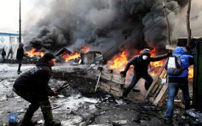 Dia de oração pela paz na Ucrânia