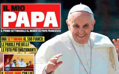 Primeiro semanário do mundo dedicado ao Papa Francisco sai hoje em Itália