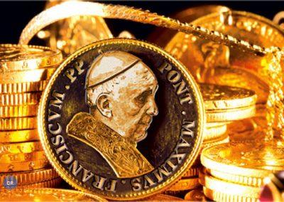 Vaticano: Conselho para a Economia nomeado oficialmente