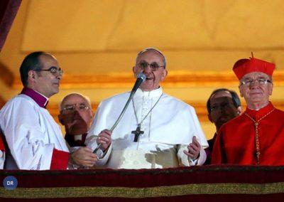 Francisco: Um ano de pontificado (cronologia)