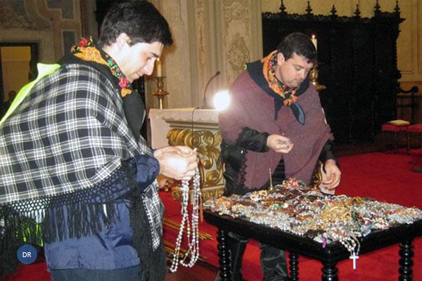 Retiro anual dos romeiros realiza-se e 21 de janeiro
