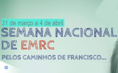 Semana de EMRC ao ritmo do Papa Francisco