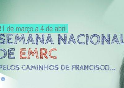 Semana de EMRC ao ritmo do Papa Francisco