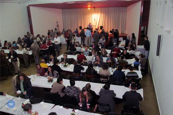Projeto São Lucas celebra sétimo aniversário com jantar solidário