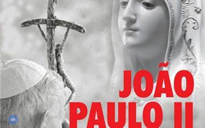 Novo livro sobre João Paulo II nas bancas