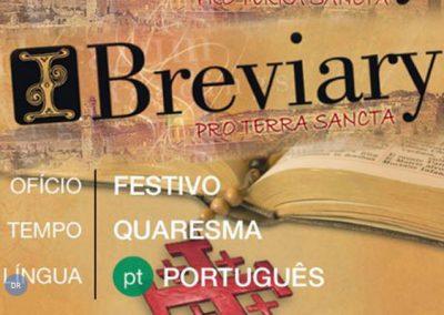 iBreviary em português com Liturgia das Horas