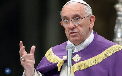 As propostas do Papa para a Quaresma