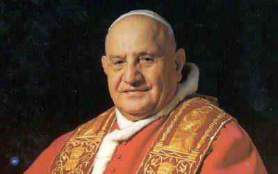João XXIII: Biografia destaca coragem