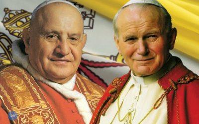 Vaticano com várias atividades até domingo para recordar João XXIII e João Paulo II