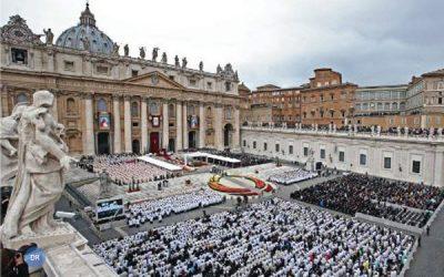João XXIII e João Paulo II já são santos