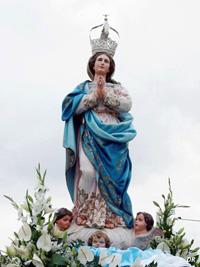 Festas em honra de Nossa Senhora das Neves animam paróquia da Relva