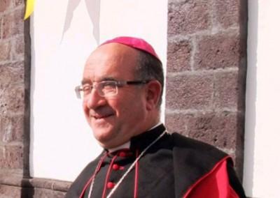 Bispo de Angra quer a Igreja e os fiéis em perfeita comunhão