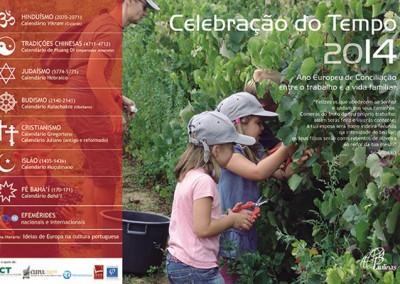 Nova edição do Calendário do Tempo já está disponível nas Paulinas