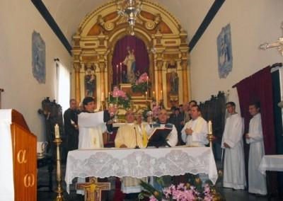 Fraternidade Franciscana da Feteira assinalou 100 anos em festa