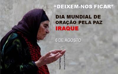 Iraque: Jornada de oração pela paz