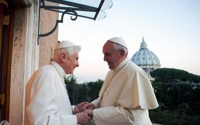 Bento XVI participa na beatificação de Paulo VI