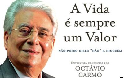 Livro entrevista revela pormenores da vida do Pe Vítor Feytor Pinto
