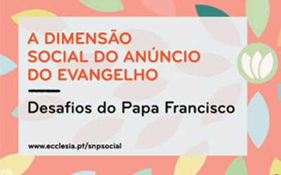 Pastoral Social: Os desafios do Papa Francisco