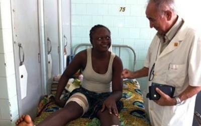 Faleceu missionário espanhol infetado com vírus Ébola