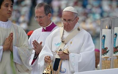 Papa recorda refugiados iraquianos