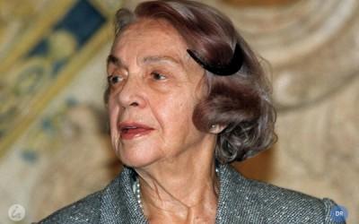Cerimónia de trasladação do corpo de Sophia de Mello Breyner Andresen agendada para quarta feira