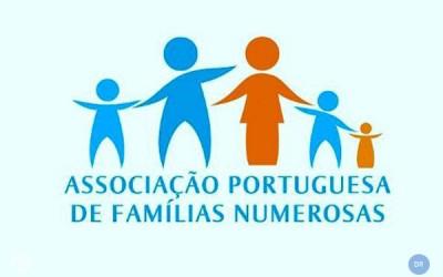 Associação Portuguesa de Famílias Numerosas pede fim da discriminação