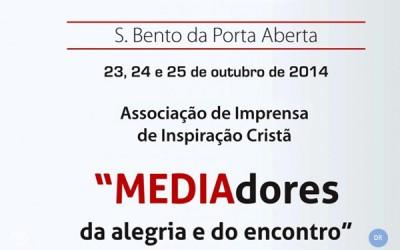 Jornalistas desafiados a serem «mediadores da alegria e do encontro»