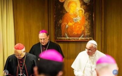 Papa anuncia criação de nova Congregação para a Família na Cúria Romana