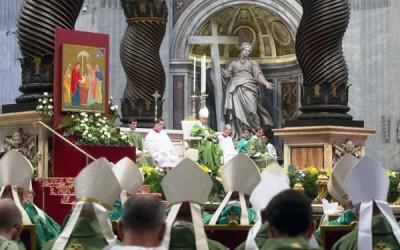 Papa propõe «liberdade» e «criatividade» nos trabalhos do Sínodo sobre a família