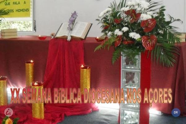 Organizadores da XX Semana Bíblica diocesana de São Miguel fazem balanço positivo