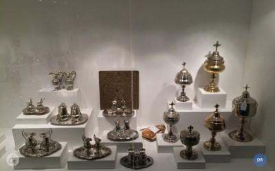 Arte Sacra: Ourivesaria de Bragança no Museu da Presidência da República