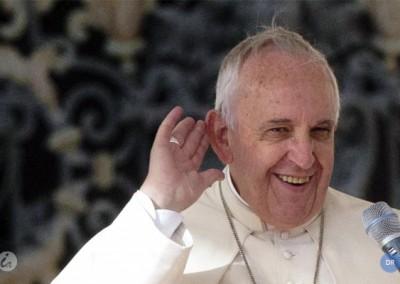 Papa completa dois anos de pontificado centrado nas periferias