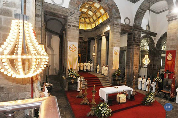 Diocese de Angra celebra 10 jubileus sacerdotais no próximo domingo