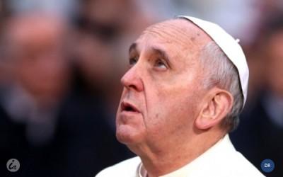 Papa reza por refugiados e pela paz no Médio Oriente