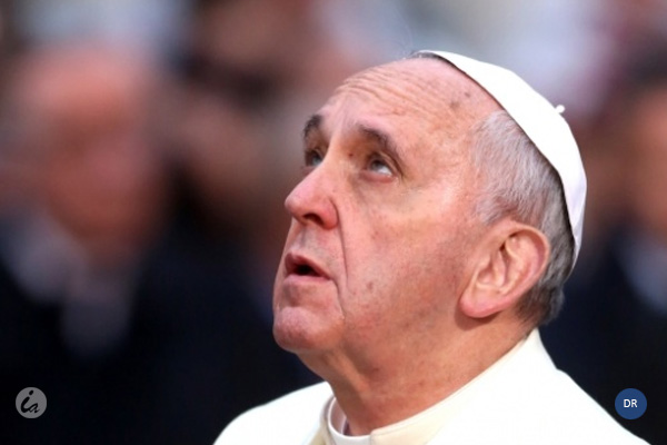 Papa Francisco chega hoje a Portugal
