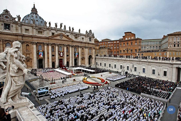 Número de católicos cresce no mundo, com impulso de África